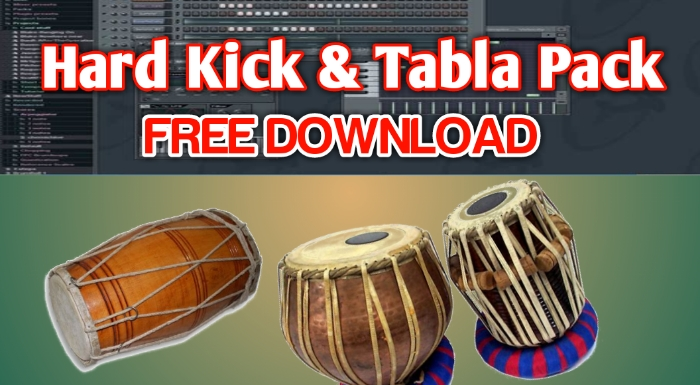 fl studio hard kick free download