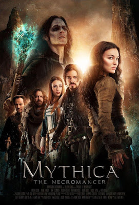 Mythica The Necromancer 2015 DVD R1 NTSC Sub