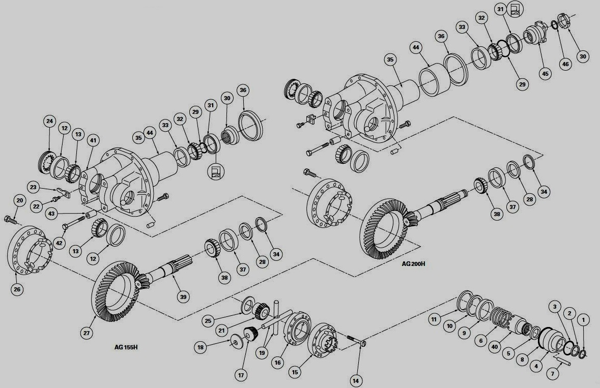 Ford 1600 Parts Diagram Manual Guide Wiring Wire Schematic For Tractor Sel Auto 1977 2 Cylinder Diesel