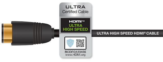 Certified Ultra HD High Speed Cable