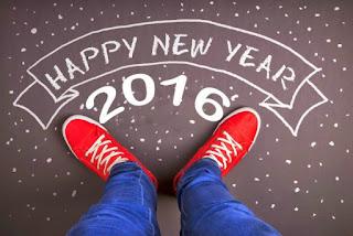 Gambar Kartu Ucapan Selamat Tahun Baru 2016