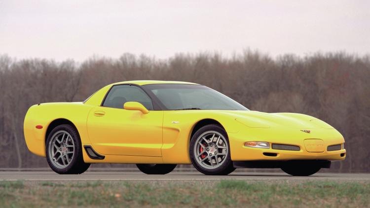 Tốt nhất 2001-2004 Corvette Z06