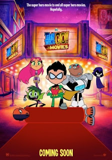 Review Teen Titans Go! To the Movies 2018 Bioskop