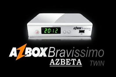 atualização - AZBOX ATUALIZAÇÃO MODIFICADA AZBOX%2BBRAVISSIMO%2BTWIN%2BEM%2BAZBETA