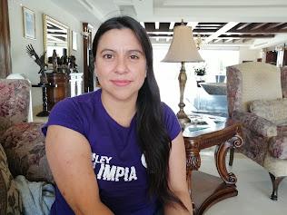 Olimpia Coral Melo, Foto: Silvia Núñez Esquer