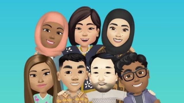 Cara Bikin Avatar Baru di Facebook yang Lagi Ramai