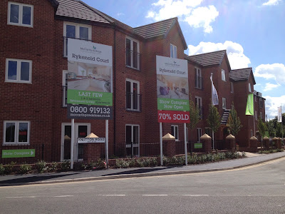 Retirement Apartments in Newcastle under Lyme