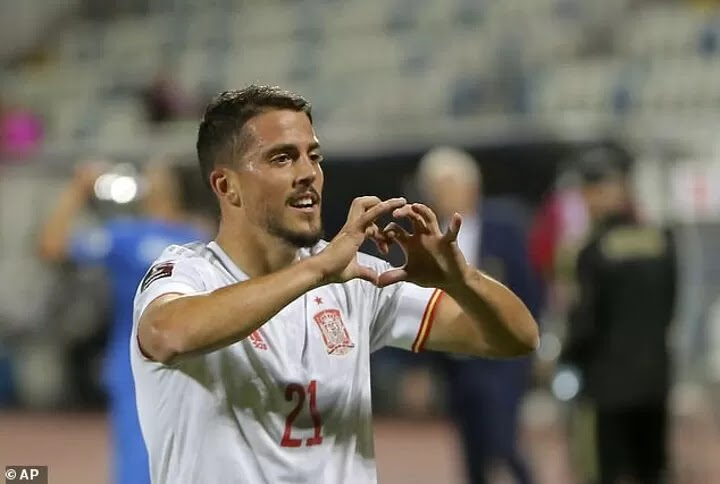 Pablo Fornals and Ferran Torres help Spain seals win 2-0 win against Kosovo