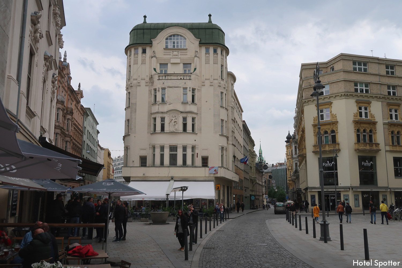 Courtyard by Marriott Brno - recenzja hotelu - miasto Brno