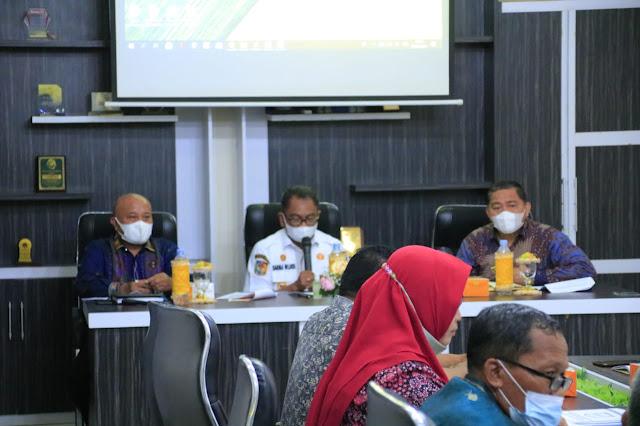 Pimpin FGD Perumusan Program Unggulan TPID dan TPAKD, Bupati : Inflasi Stabil Wujudkan Sergai Maju