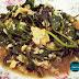 Cara masak bayam brazil goreng belacan