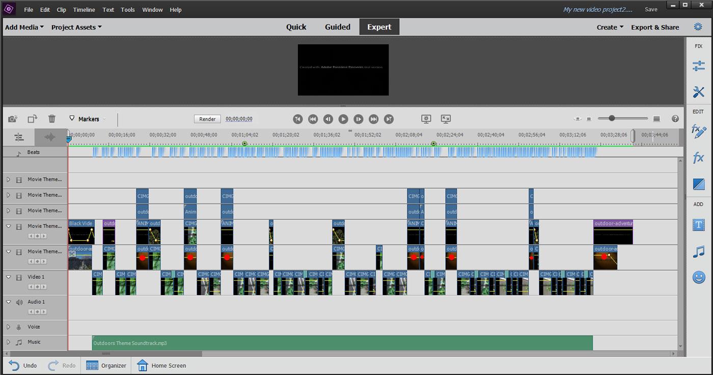 ATR Premiere Elements Troubleshooting