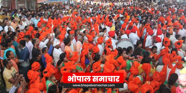 BHOPAL NEWS   भाजपा अध्यक्ष अमित शाह का रोड शो, भाजपा का आधिकारिक प्रतिवेदन