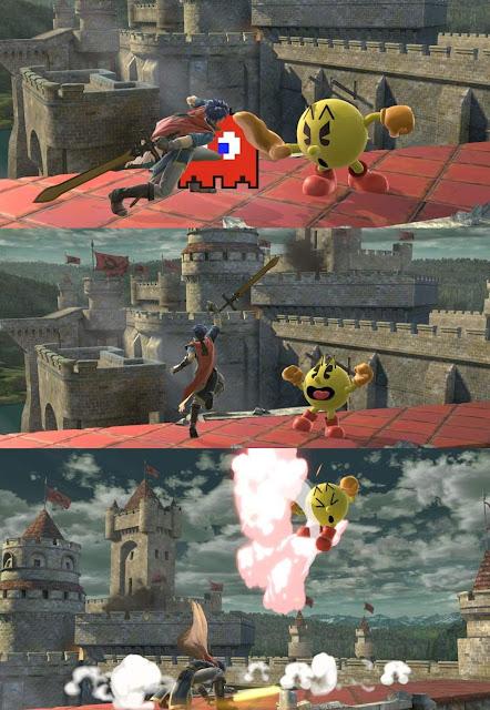 Ike Aether version 8.0.0 Super Smash Bros. Ultimate transcendent priority