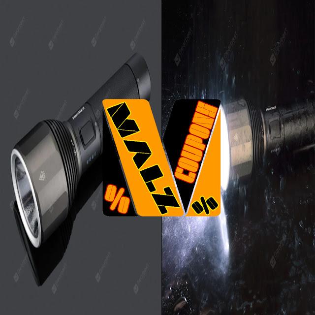 Display : Outdoor Powerful Light Flashlight Brand NEXTOOL LED ( Discount 44%OFF )