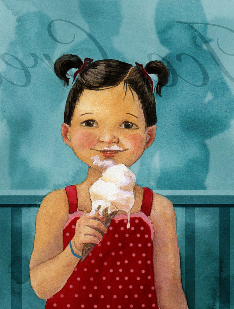 Jen Betton Illustration July 2012