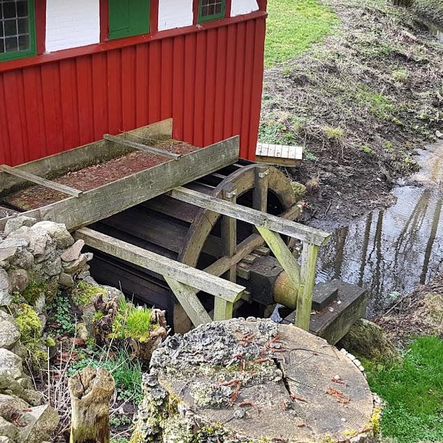 """6 spannende Highlights im Süden von Als. Die """"Vibaek Vandmolle"""" ist ein Highlight, das einen Besuch wert ist."""