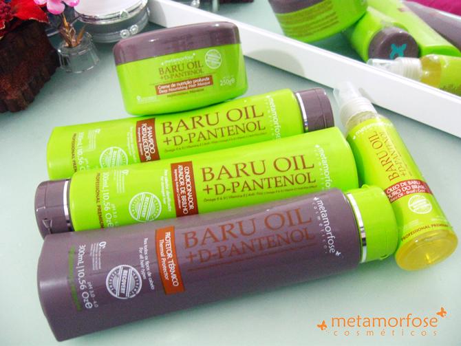 Metamorfose Baru Oil + D-Pantenol