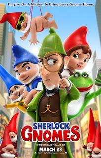 Sherlock Gnomes (2018) Bluray 720p 720MB Subtitle Indonesia