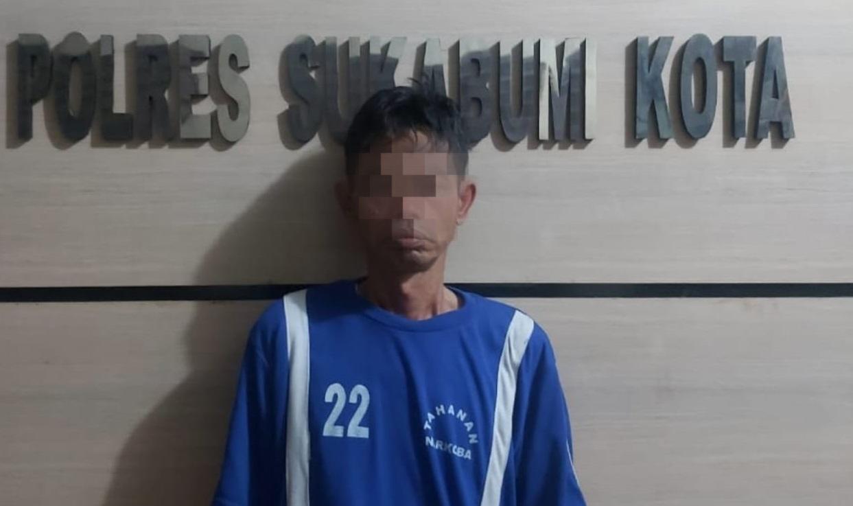 Miliki Sabu Seberat 90.04 Gram, Pria Asal Cisaat Sukabumi Diciduk Polisi