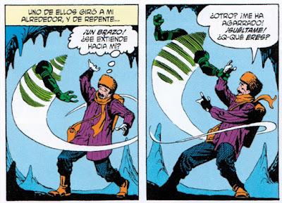 Ditko. Maestros Marvel del suspense. Edita SD