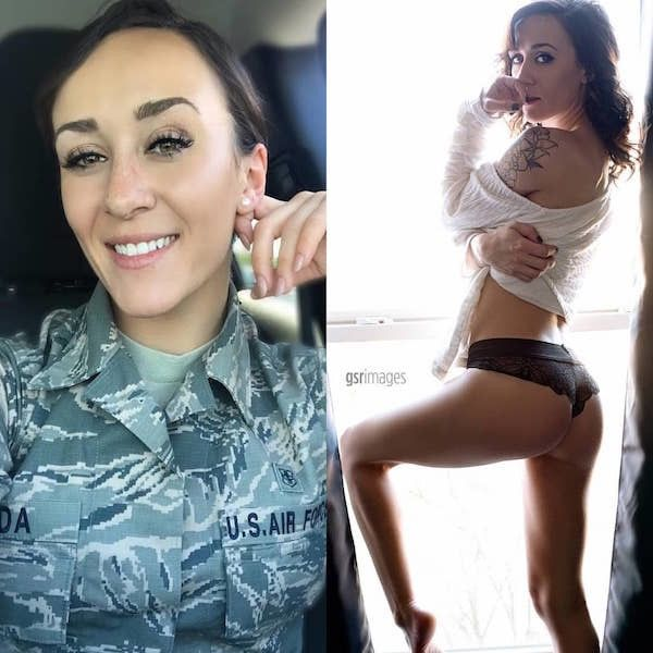 69 Stunning Army Women With & Without Uniform Looking Hot