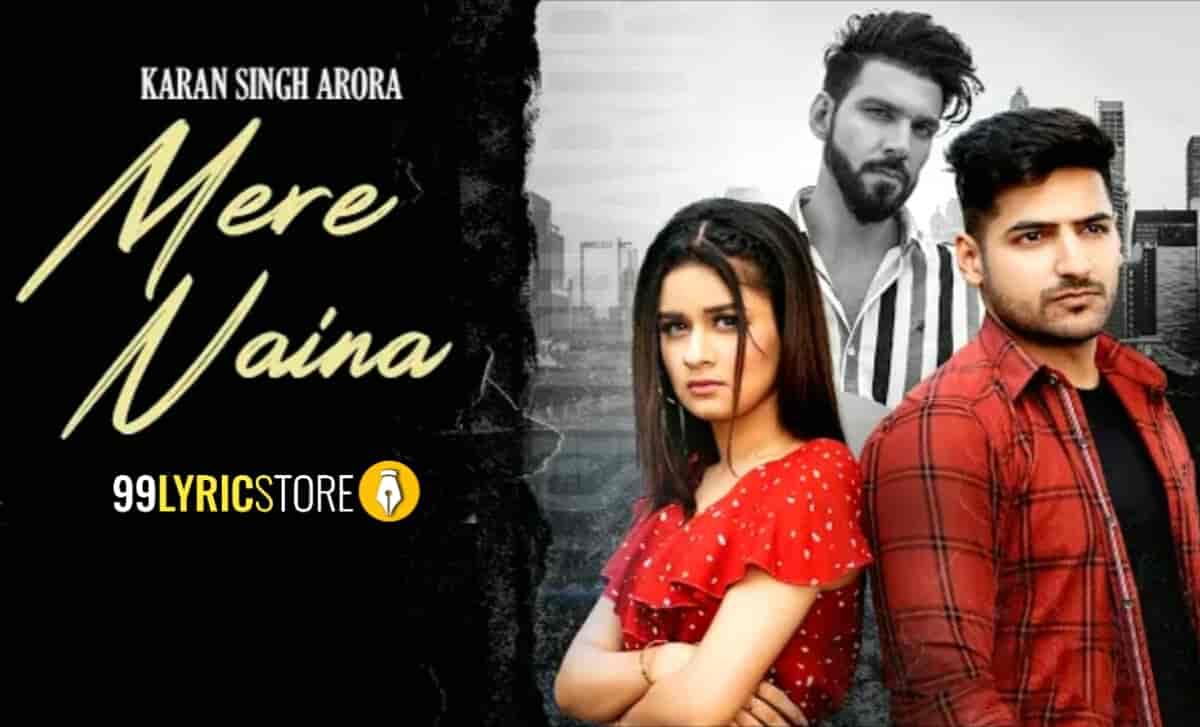 Mere Naina Sad Punjabi Song Images