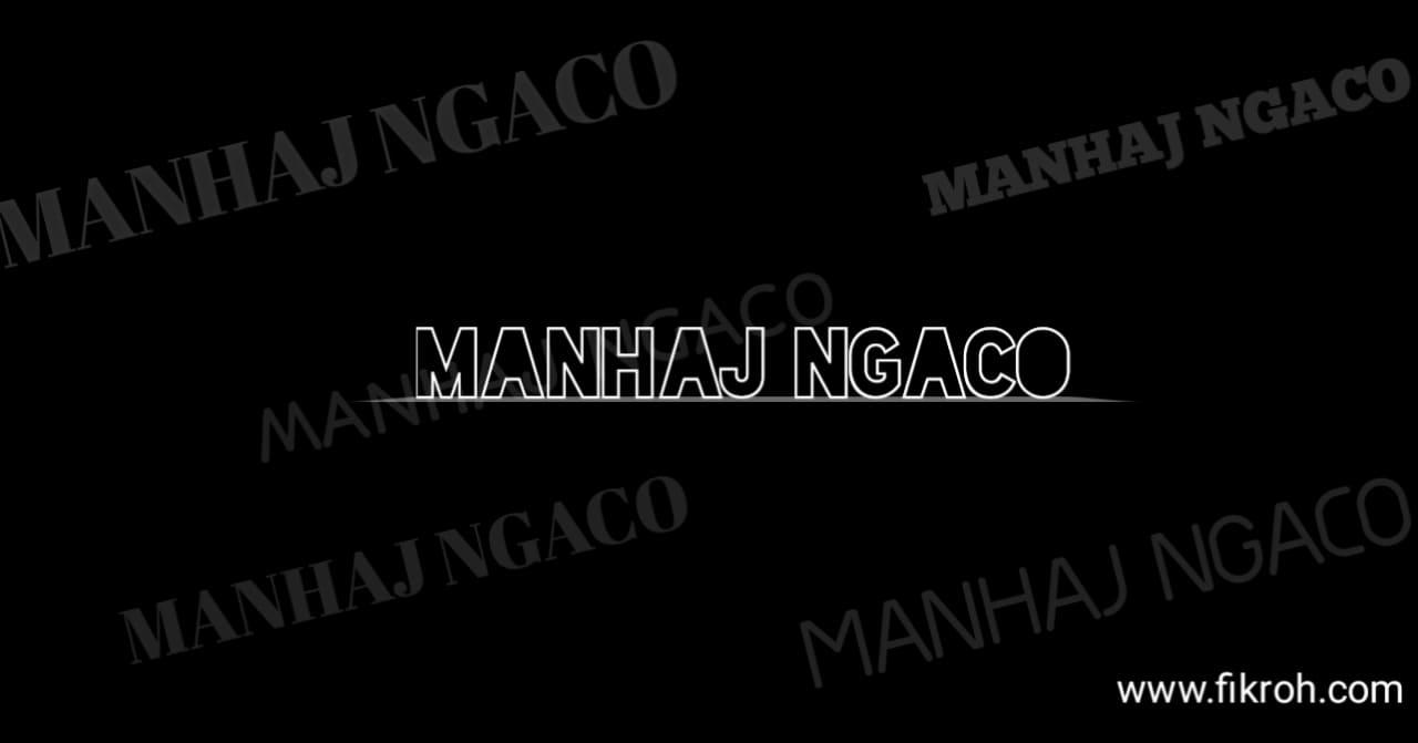 Karena Terlalu Kokoh, Manhajnya Jadi Ngaco