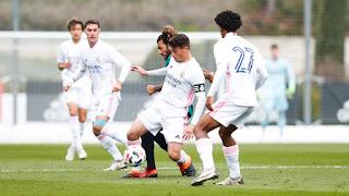 Empatamos en la Ciudad Real Madrid. Real Madrid Castilla 1-1 Atlético Baleares.