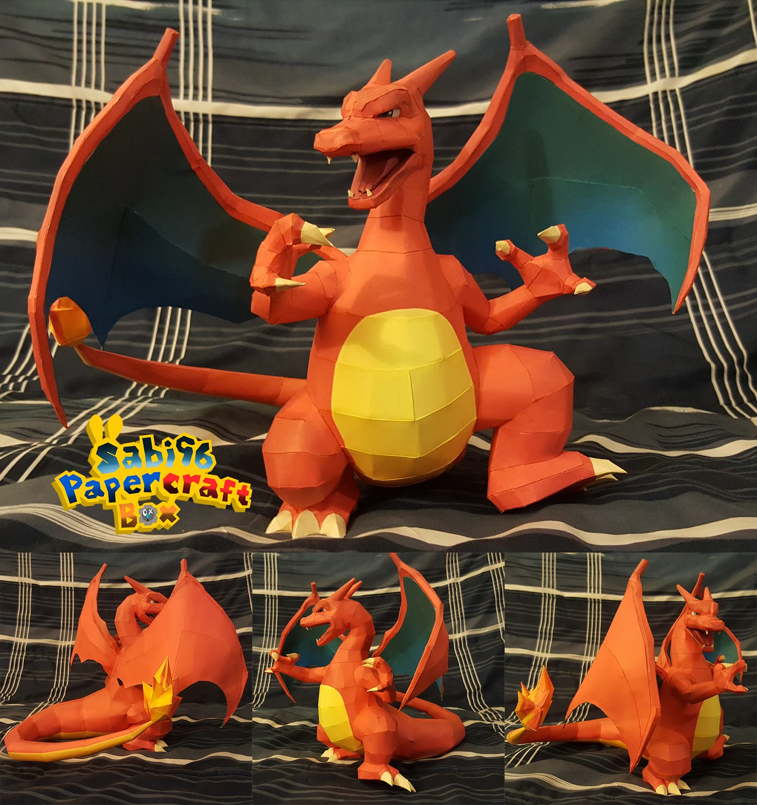 Notes Charizard Was Built By The Amazing SuperRetroBro Thanks For Building Pdo Files Without Textures Are Included Use Of Said Is Highly