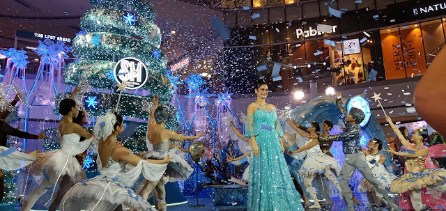 Go North this Christmas with SM City North EDSA's Magical Holiday celebration
