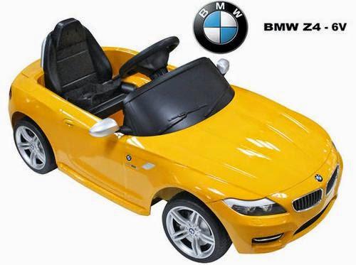 سيارات اطفال سريعة، سيارة بي أم دبليو، Licensed BMW Z4 - 6V Kids' Electric Ride On Car