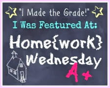 HOMEWORK WEDNESDAY