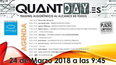 Quant Day: Resumen y Sensaciones