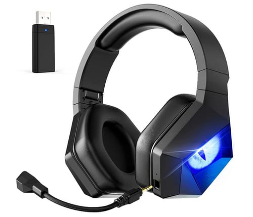 EasySMX IcyEyes L1 Wireless Gaming Headset for PS4