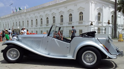 O Palácio dos Leões é a sede do governo estadual do Maranhão, em área considerada Patrimônio Mundial pela UNESCO.