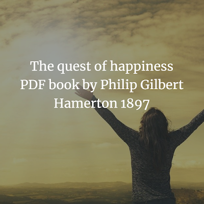 The quest of happiness PDF book