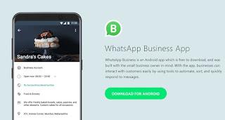 kelebihan aplikasi whatsapp business
