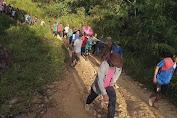 Anggota DPRD Sanggau Hendrikus Hengki Minta Pemerintah Provinsi dan Pusat Bisa Memperhatikan Jalan Perbatasan