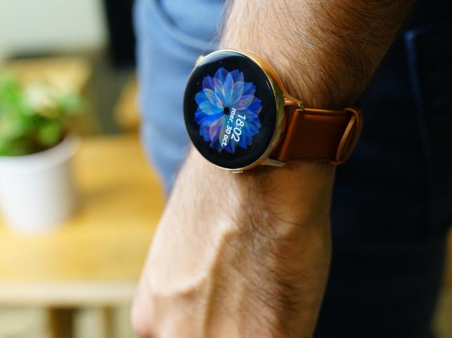 سعر ومواصفات Samsung Galaxy Watch Active 2