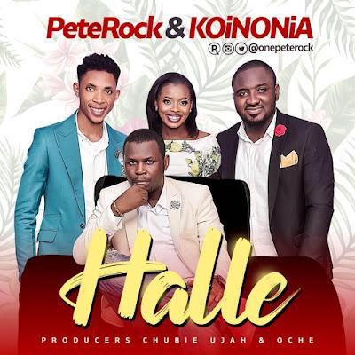 Peterock & Koinonia - Halle Lyrics