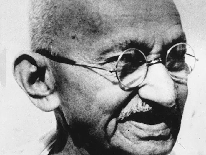 Mahatma Gandhi's ashes were stolen from his monument