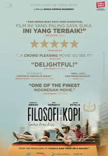 Download film Filosofi Kopi The Movie (2015) DVDRIP Gratis
