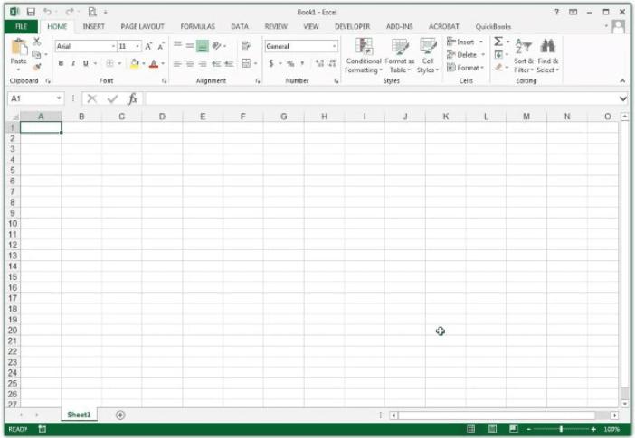 Perkembangan Microsoft Excel