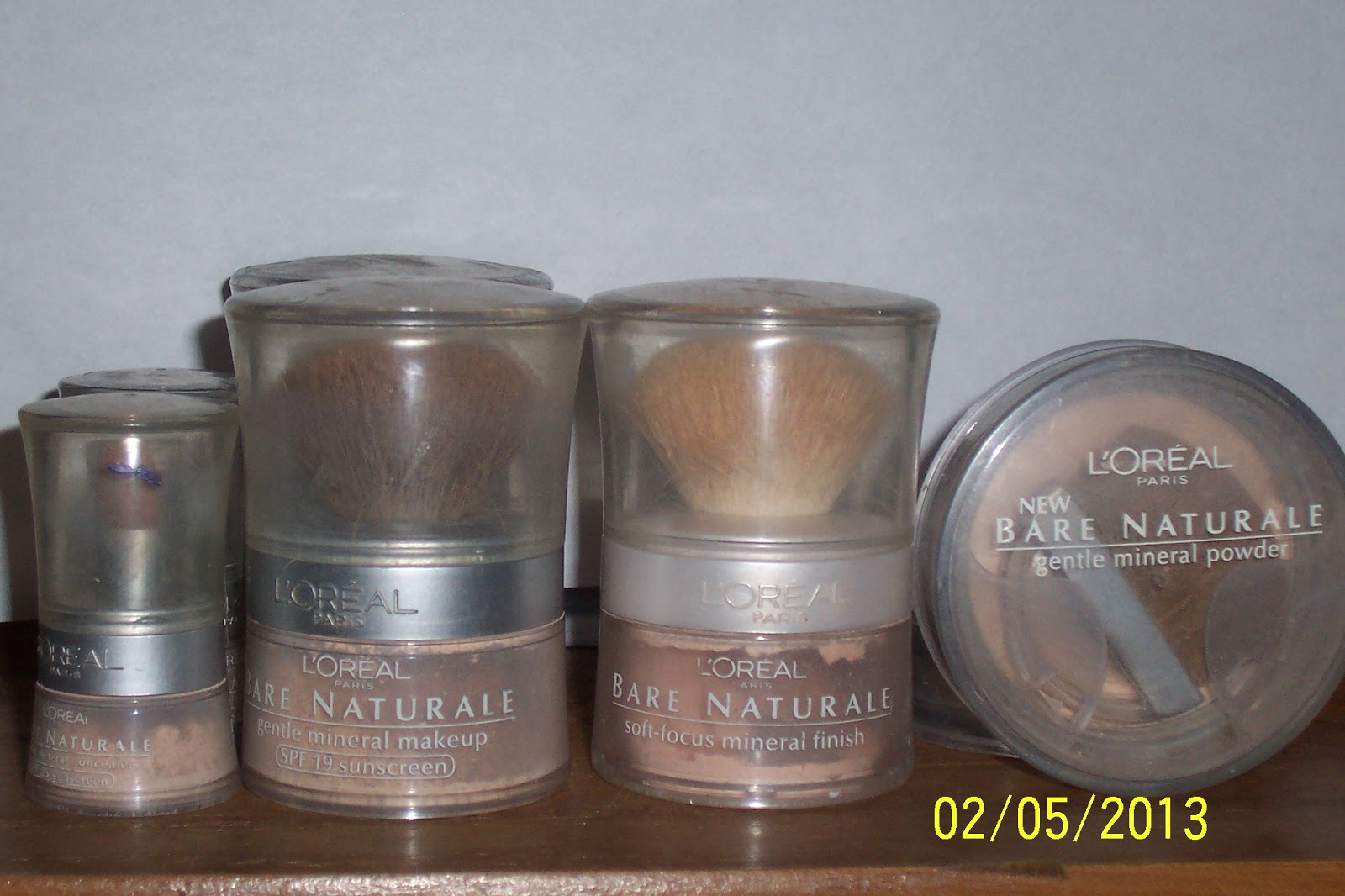 Bare Naturale Gentle Mineral Eye Shadow by L'Oreal #10