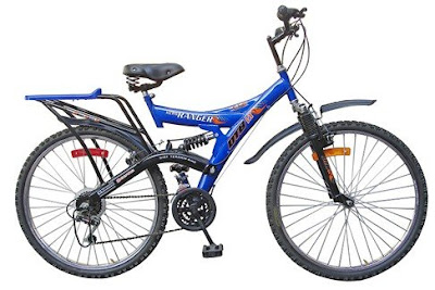 Hero Ranger DTB VX, best bicycle in india