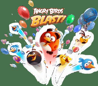 Angry Birds Blast Mod Apk v1.8.6