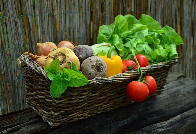 healthy habits healthy food