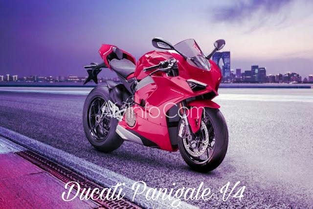 Gambar Motor Ducati Panigale V4