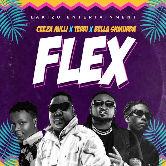 [Music] Ceeza Milli X Terri X Bella Shmurda – Flex